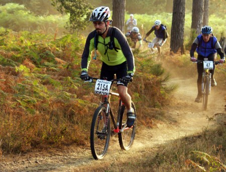 Κατάβαση με ποδήλατο στην Ισπανία