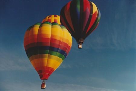 Πτήση με αερόστατο στην Καππαδοκία
