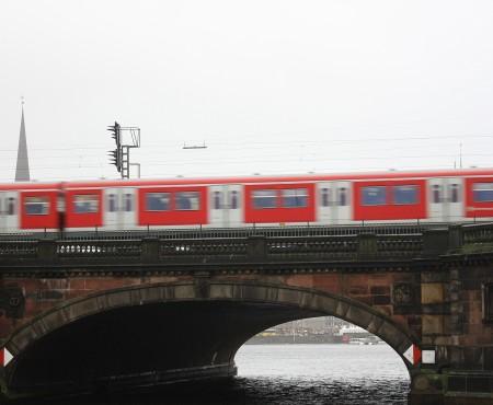 Βερολίνο – Αμβούργο με 200km/h