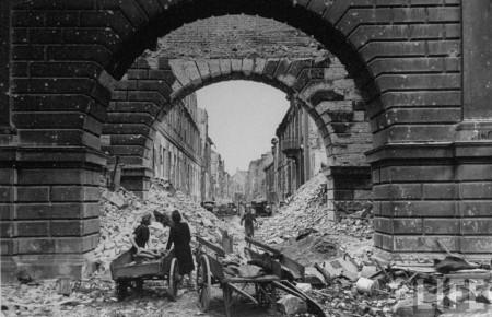Το Βερολίνο τον Ιούνιο του 1945