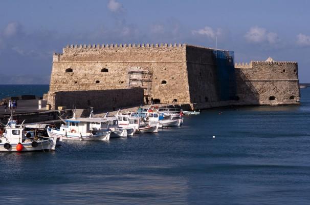 Οδηγώντας προς το Ηράκλειο της Κρήτης